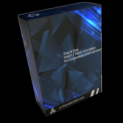 Software Box ui/Theme Builder Pro